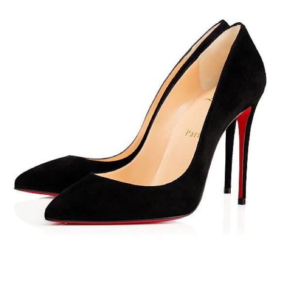 new product 388a2 e29bc Pigalle Follies 100 Black Patent size 37.5 NWT
